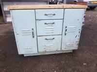 Vintage cabinet 50s