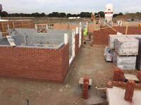 Bricklayers PRICE GANGS wanted. Waltham Abbey, Essex. Fantastic earning potential