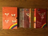 Rainbow Magic Box Set 'The Festive Fairies'