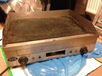 CATERING HOT PLATE/GRILL GRIDDLE - SAUSAGE ETC *BARGAIN*