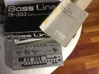 Roland TB 303 Vintage Synthesizer