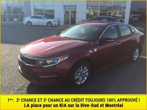 2016 Kia Optima LX AT **SPÉCIAL LIQUIDATION** @ 3.09%