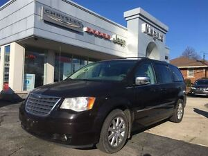 2010 Chrysler Town & Country TOURING,DVD,LEATHER,BACKUP,ALLOYS