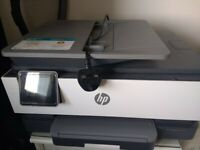 HP OfficeJet Pro 8024 all in one printer scanner fax