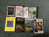 8 books about flowers and trees