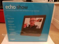 Amazon Echo Show brand new and sealed in box