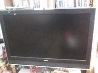 """42"""" toshiba lcd television, with stand."""