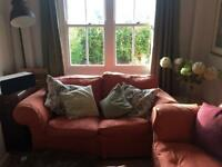 2 Twin Seater Sofa