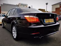2007 BMW 520D DIESEL, SAMI-AUTOMATIC, EXCELLENT CONDITION, PART EXCHANGE WELCOME