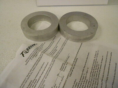"Revtek Suspension System Lift Leveling Spacer Kit 2"" inch Front"