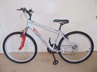 """Apollo XC26 (17"""" frame) Hardtail Mountain Bike"""
