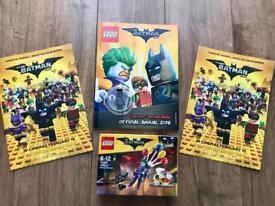 Lego Batman Movie Toy Minifigure Bundle