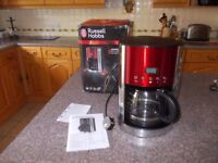 Russell Hobbs coffee maker very good condition