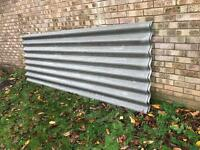 Cement big 6 roofing sheets