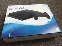 PlayStation 4 Slim Brand New & Sealed