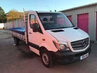 MERCEDES SPRINTER 313CDI LWB DROPSIDE 2011REG FOR SALE
