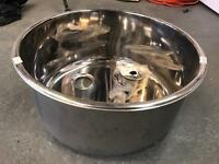 New Sink & plug for Camper or Caravan
