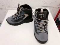 Walking boots - Ladies/Girls GRI Waterproof, Support System Outdoor Walking Boots (SIZE 36) like new