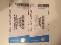 Kooks Tickets x2