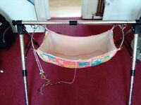 Want to sell -Urgent -- baby hamcock /baby cradle / babyswing / (ghodiyu)