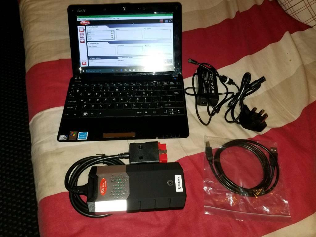 Professional Diagnostic Scanner Laptop Car Wow Wurth Delphi ABS DPF REGEN  EPB SRS RESET PCO GILERA | in London Bridge, London | Gumtree