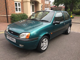 2001 FORD FIESTA FREESTYLE 1.3L * 1 YEAR MOT * LOW MILEAGE 84,000 * DRIVES PERFECT * CHEAP INSURANCE