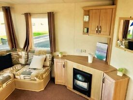 Static Caravans Disabled Unit for sale at Sandy Bay Holiday Park with fees already paid low fees
