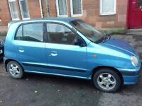 Hyundai, AMICA, Hatchback, 2000, 5 doors LOW MILEAGE , AUTOMATIC