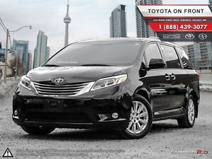 2015 Toyota Sienna XLE AWD/ NAVIGATION/ BACK UP CAMERA/ LEATHER