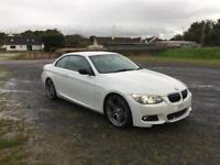 BMW 3 Series 325d MSport plus edition Convertible Semi Automatic