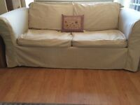 Two seater sofa bed looking for a new home