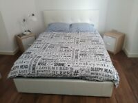 King size bed from bensons for beds