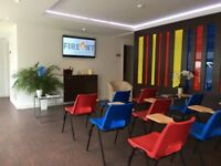 Lecture/Training/Conference Room available to hire - Dental/medical/facial aesthetics/physio course