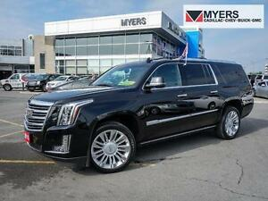 2015 Cadillac Escalade ESV PLATINUM EDITION/PRICED REDUCED