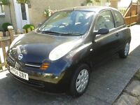 Low Miles Nissan Micra 1.2 3dr In Excellent Condition