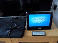 AVTEX 10.2 TV/DVD