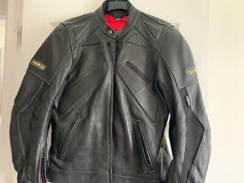 Nankai biker jacket
