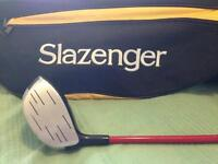 Slazenger Panther Cub child's golf bag and club