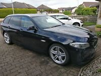 Lower price, last chance or its being tradedBMW 530D M Sport Touring Auto Nav