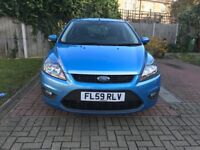 Ford Focus 2009 Automatic 1.6