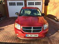 Dodge Caliber SXT 1.8 Petrol 2006(06)