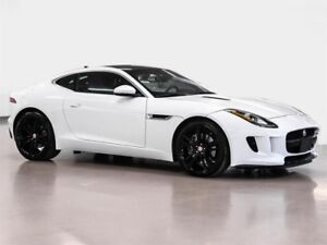 2016 Jaguar F-Type Coupe at @2.9% INTEREST CERTIFIED 6 YEARS 160