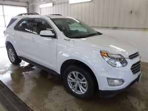 2017 Chevrolet Equinox 1LT AWD, Power Programmable Liftgate