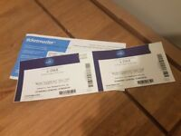 2x J. Cole tickets
