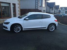 VW Scirocco 1.4TSI Petrol Low Mileage