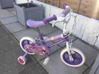 16 inch Daisy Girls Bike Cycle 4+