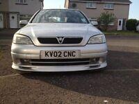 Vauxhall Astra Sri 2.2 Irmscher 2002