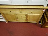 Pentridge Large SIdeboard - Solid oak