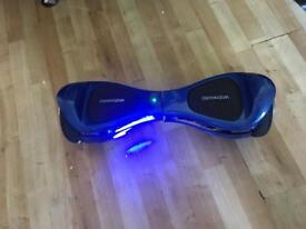 Smart balance wheels board