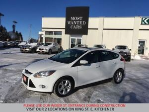 2013 Ford Focus SE | SUNROOF | HEATED SEATS | NO ACCIDENTS